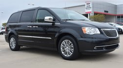 2016 Chrysler Town and Country Touring-L Anniversary Edition