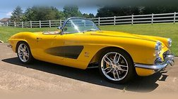 1962 Chevrolet Corvette Restomod