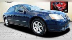 2006 Nissan Altima SL