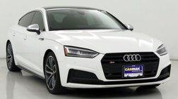 2018 Audi S5 Sportback 3.0T quattro Prestige