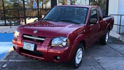 2002 Nissan Frontier Base