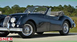 1955 Jaguar XK