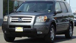 2007 Honda Pilot EX-L w/DVD