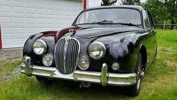 1961 Jaguar 1961 JAGUAR MARK II REBUILT ENGINE, OVER 10K RECEIPTS