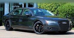 2012 Audi A8 quattro