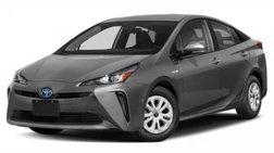 2022 Toyota Prius L