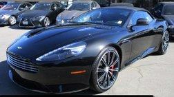 2015 Aston Martin DB9 DB9