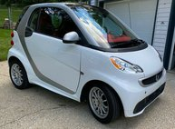 2013 Smart Fortwo grey
