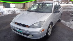 2004 Ford Focus ZTS