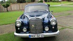 1958 Mercedes-Benz 1958 MERCEDES-BENZ 220S SUNROOF