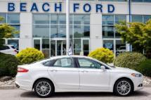 2016 Ford Fusion SE