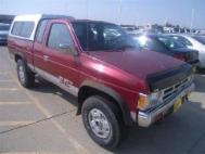 1991 Nissan Truck SE V6