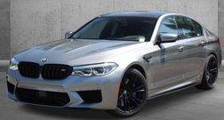 2019 BMW M5 Standard