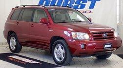 2005 Toyota Highlander Limited