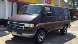1997 Dodge Ram Van Conversion