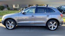 2014 Audi Q5 3.0T quattro Prestige