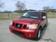 2008 Nissan Armada SE