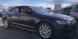 2015 Audi A6 3.0 quattro TDI Premium Plus