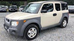 2005 Honda Element LX