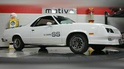 1985 Chevrolet El Camino pickup