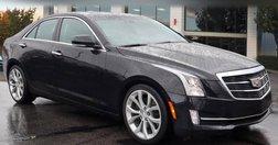2017 Cadillac ATS 3.6L Premium Performance
