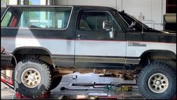 1988 Dodge Ramcharger 100
