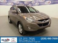 2013 Hyundai Tucson Limited