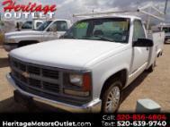 1996 Chevrolet C/K 2500 HD Reg. Cab 8-ft. Bed 2WD