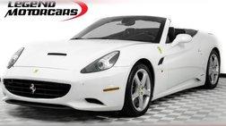 2013 Ferrari California Base