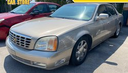 2001 Cadillac DeVille DTS