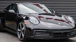 2021 Porsche 911 Carrera 4
