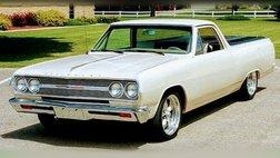 1965 Chevrolet El Camino Tons of New Parts