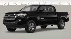 2017 Toyota Tacoma SR5 Pickup 4D 5 ft