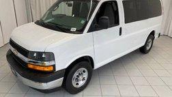 2018 Chevrolet Express LT 2500