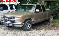 1994 Chevrolet C/K 1500 Ext. Cab 6.5-ft. Bed 2WD