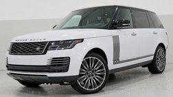 2018 Land Rover Range Rover Autobiography LWB