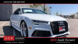 2017 Audi RS 7 4.0T quattro