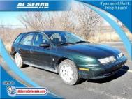1997 Saturn S-Series SW2