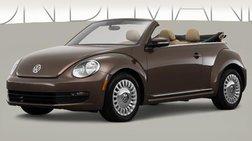2015 Volkswagen Beetle 1.8T Convertible 2D