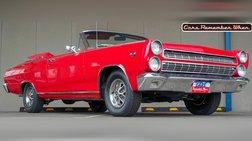 1966 Mercury Convertible 390 V8 | 4-Speed | Power Windows