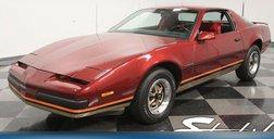 1986 Pontiac Firebird Base