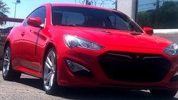 2013 Hyundai Genesis Coupe 2dr V6 3.8L Man R-Spec