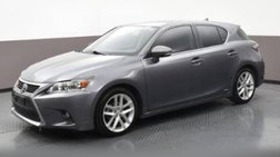 2016 Lexus CT 200h Base