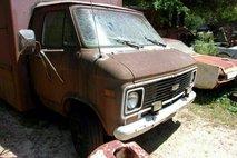 1977 Chevrolet Box Van