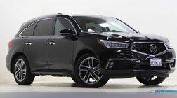2018 Acura MDX SH-AWD w/Advance w/RES