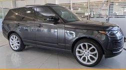 2019 Land Rover Range Rover HSE Td6