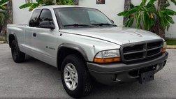 2002 Dodge Dakota SXT