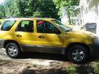 2002 Ford Escape XLS Sport Utility 4-Door