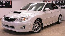2012 Subaru Impreza WRX WRX Limited