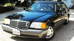 1992 Mercedes-Benz 600-Class 600 SEL